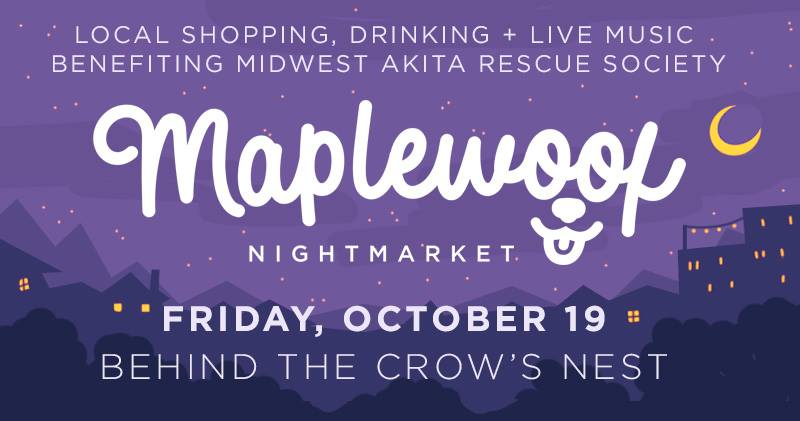 Maplewoof Nightmarket 2018